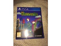PS4 game terraria