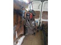 Lincoin bester 501 3 phase welder