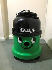 GEORGE WET & DRY VACUUM CLEANER Brand new with all attachements. £150