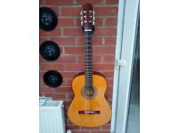 Vintage Hokada ( Made in Korea ) classical guitar