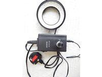 Camera / microscope ringlight