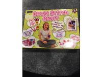 Cross Stitch Girls Game