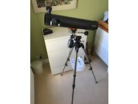 Celestron Astromaster 76 Reflector Telescope £45 collection only for sale in Bristol