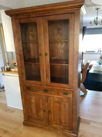Barker and stonehouse display cabinet / sideboard