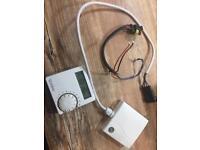 Full Vokera wireless thermostat system