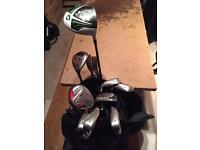 John letters T8 golf set