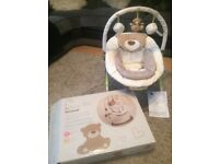 Mothercare Loved So Much Baby Bouncer