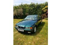 Desirable BMW 318i SE E36 1.8
