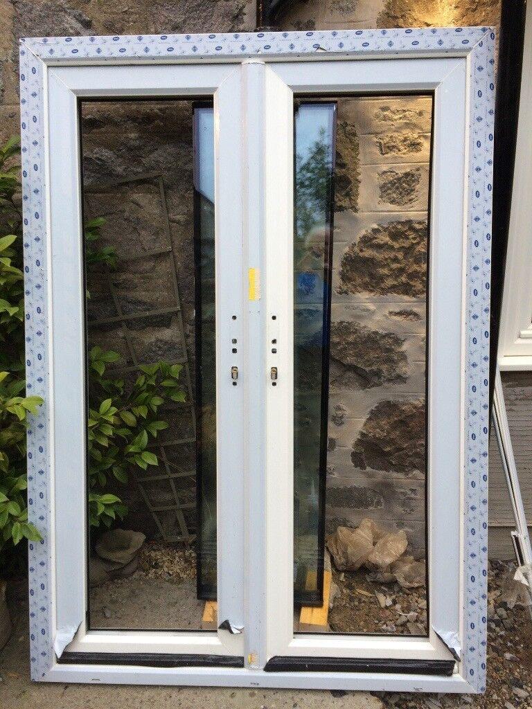 New VEKA PVC Triple Glazed French/Patio Doors