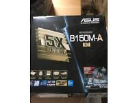 ASUS B150M-A M2 motherboard
