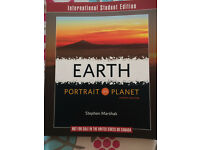 Earth Portrait of a Planet by Stephen Marshak 4th Edition