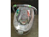 Bright Starts Comfort & Harmony Cradling Baby Bouncer