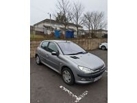 Peugeot, 206, Hatchback, 2002, Manual, 1360 (cc), 5 doors