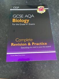 GCSE AQA Biology book