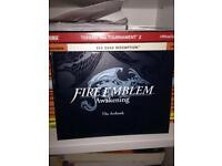 fire emblem awakening artbook (new)