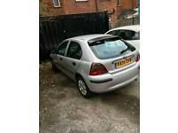 Rover 25 2004 1.6 l petrol