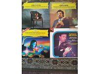 VIOLIN CONCERTOS ALBUMS 4 RARE LPS VINYL NR MINT