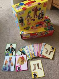 Mr Tumble games and puzzle
