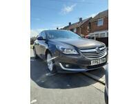 Vauxhall insignia grey 2013 automatic diesel
