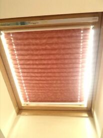Red Blind for Velux window
