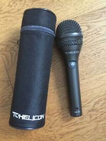 TC HELICON MP75 MICROPHONE