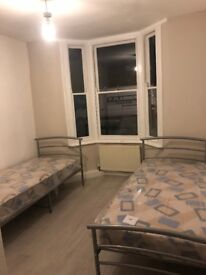 Twin room in Leyton