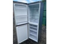 Hotpoint Silver Fridge Freezer For Sale/ Free Delivery