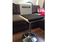 white barstool Collection from N12