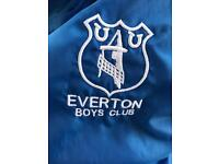 Players wanted for 2002 Everton Boys Club