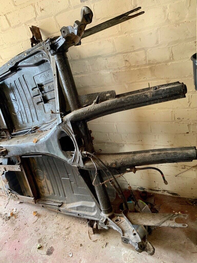Classic VW Beetle rolling chassis | in Blackburn, Lancashire | Gumtree