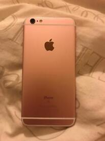 Iphone 6s plus~ rose gold ~ 64gb