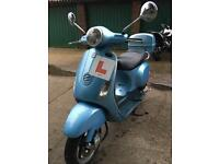 Vespa LX 50 2007 fully serviced for sale .