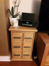 Oak CD unit