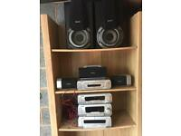 stereo system technics
