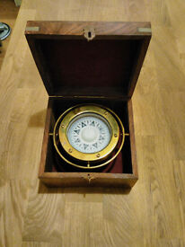 Vintage style Nautical Ships Compass