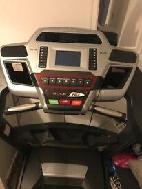 Sole F63 Treadmill 2002