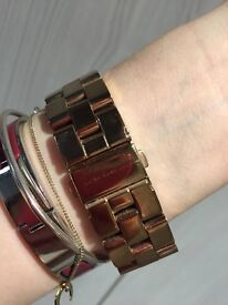 hardly ever worn - original price 300GBP: JACOBS MBM3207 - Wristwatch for women