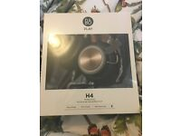 B&O PLAY by Bang & Olufsen Beoplay H4 Wireless Bluetooth Full-Size Headphones, Charcoal Grey