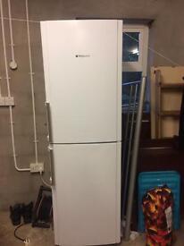 Hotpoint ecofl 1810 large fridge freezer