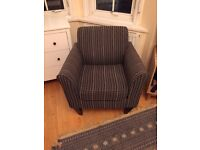 Very cozy and good quality armchair for sale - very good conditions! PICK UP ONLY