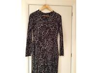 Ladies Marks & Spencer's Leopard Print Dress