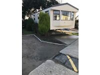2009 Willerby Savoy 35 x 12 3 bed, good condition throughout, transport NOT included in the price
