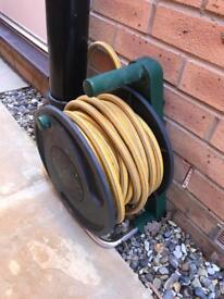20m hose reel wall mount