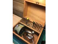 Burgeon Star Watchmakers Staking Tool Kit