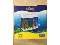 Used Fish Tank & Accessories - unwanted item