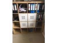 Ikea storage shelving