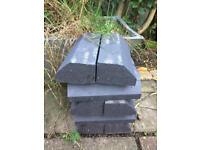 New blue plinth bricks (10 bricks) £20 ONO