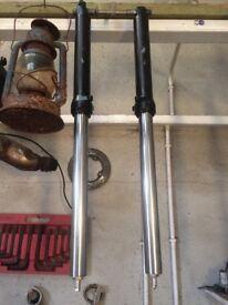 suzuki bandit k8 2008 forks