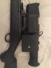 Pulsar N970 LRF Night Vision Rifle Scope Digital Digisight