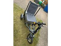 Efoldi scooter EF-MK1.5 like new!!!
